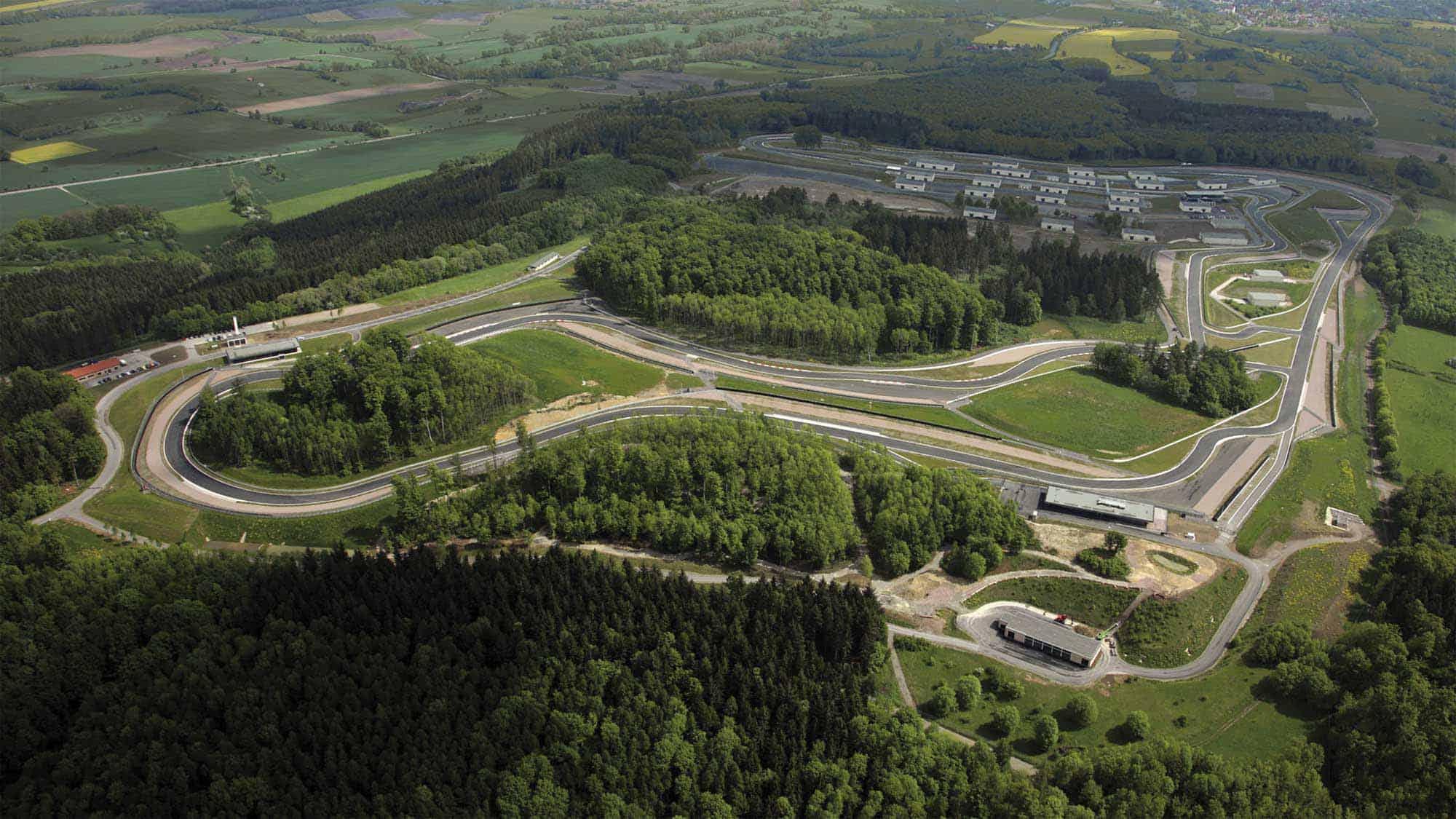 Bilster Berg Driving Business 169 - Home