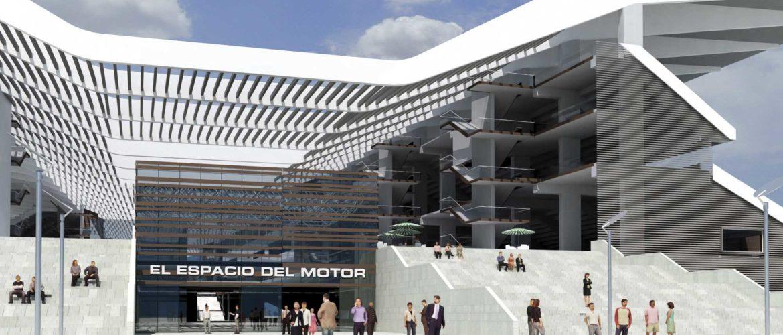 El Espacio Del Motor Pinto 02