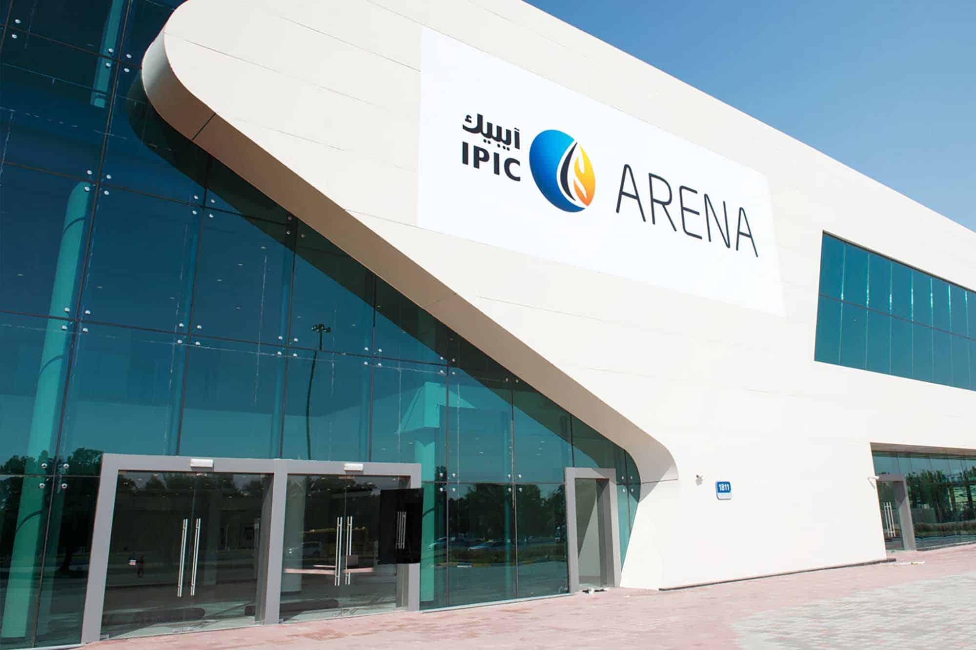 IPIC Arena 03 - AUF GEHTS ZUM SHANGHAI INTERNATIONAL CIRCUIT!