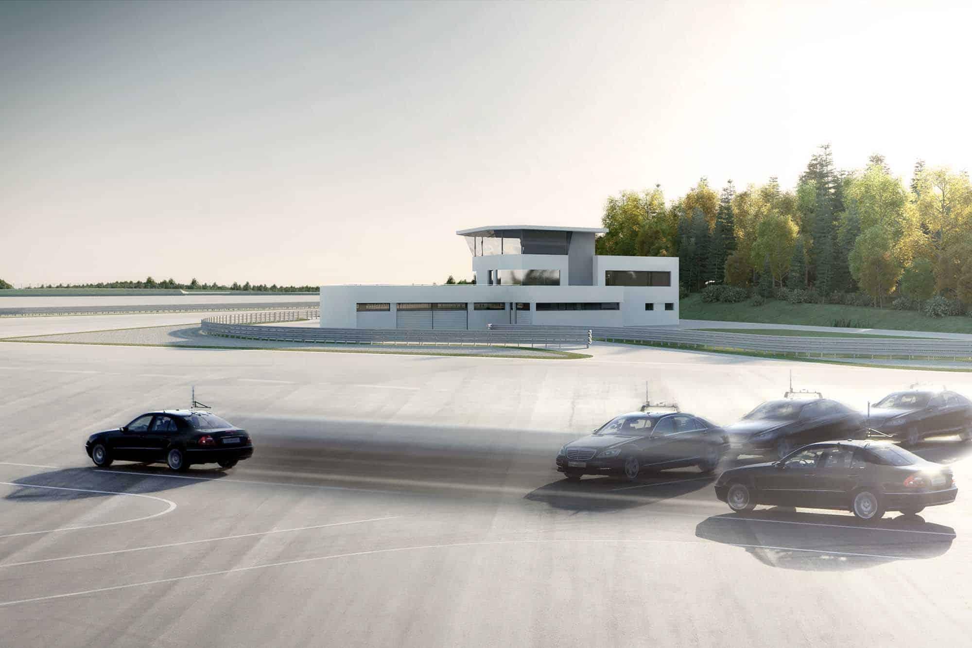 Daimler Testzentrum Immendingen