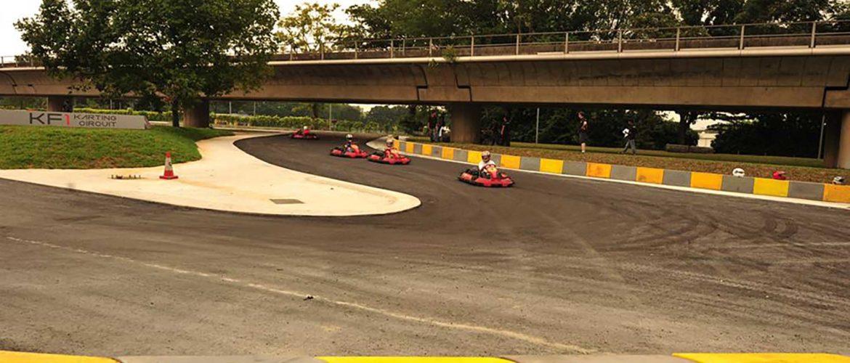 Kartbahn Singapur 01