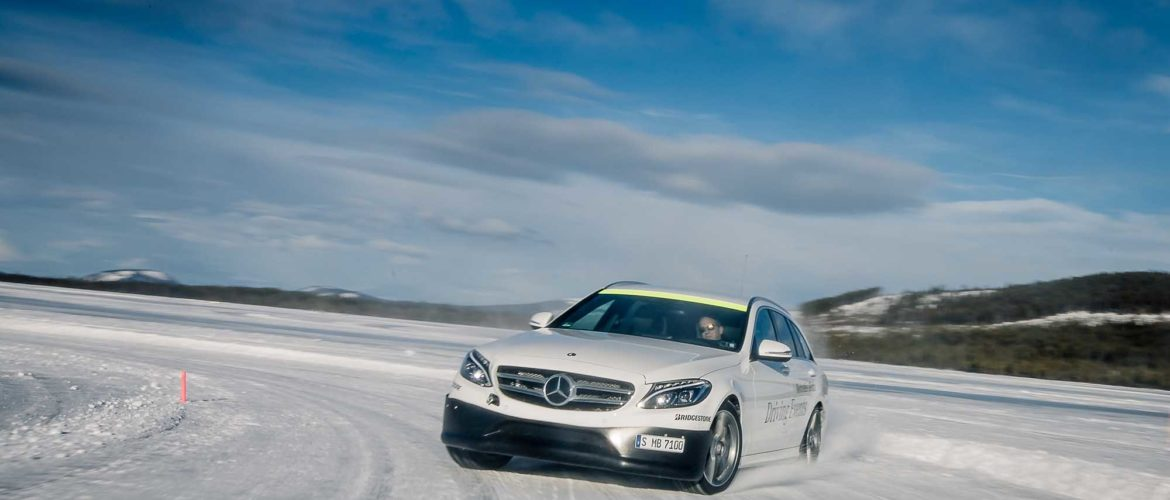 Mercedes Benz Driving Events Sorsele 03