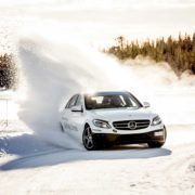 Mercedes Benz Driving Events Sorsele 05