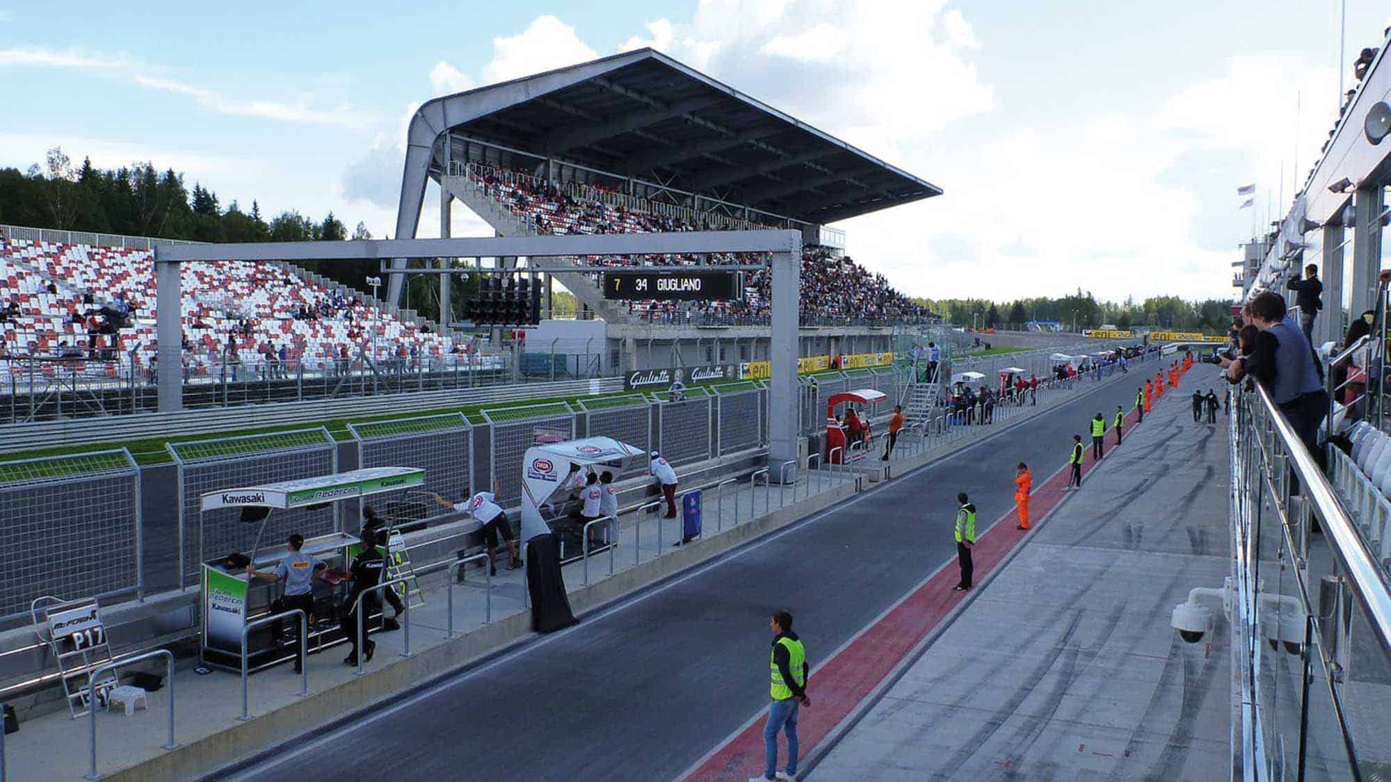 Moscow Raceway 169 01 - PROJECTS