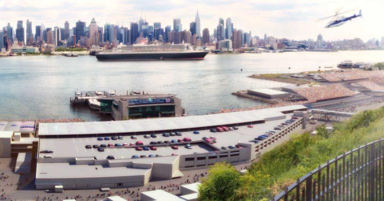 NEW YORK F1 TRACK
