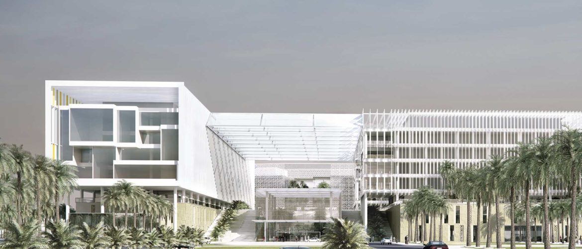 Sheikh Khalifa Medical City Abu Dhabi 02 1170x500 - SHEIKH KHALIFA MEDICAL CITY ABU DHABI