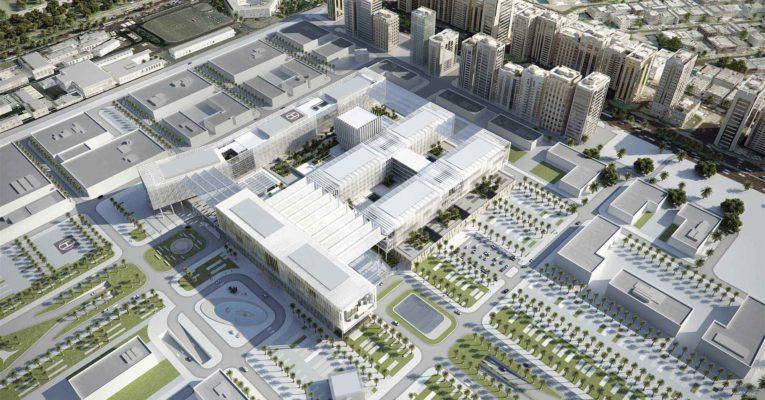 SHEIKH KHALIFA MEDICAL CITY ABU DHABI