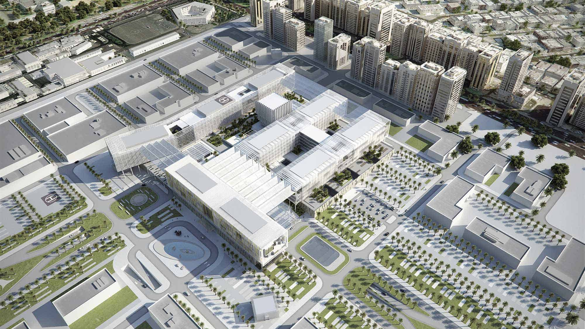 SHEIKH KHALIFA MEDICAL CITY ABU DHABI