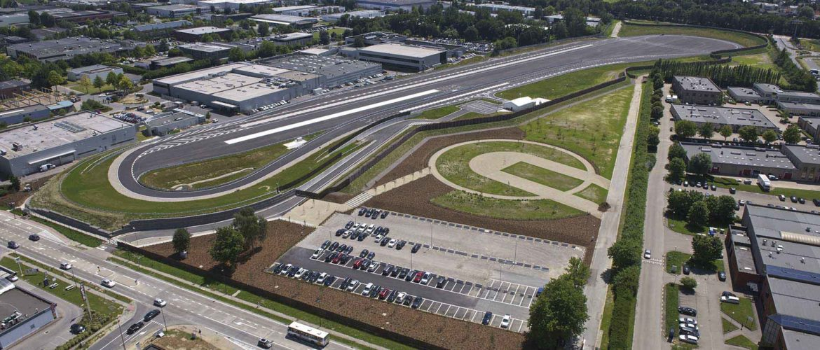 Toyota Proving Ground Zaventem 05