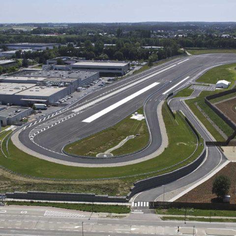 TOYOTA PROVING GROUND ZAVENTEM