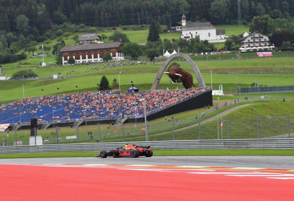 F1 Austrian GP 2018