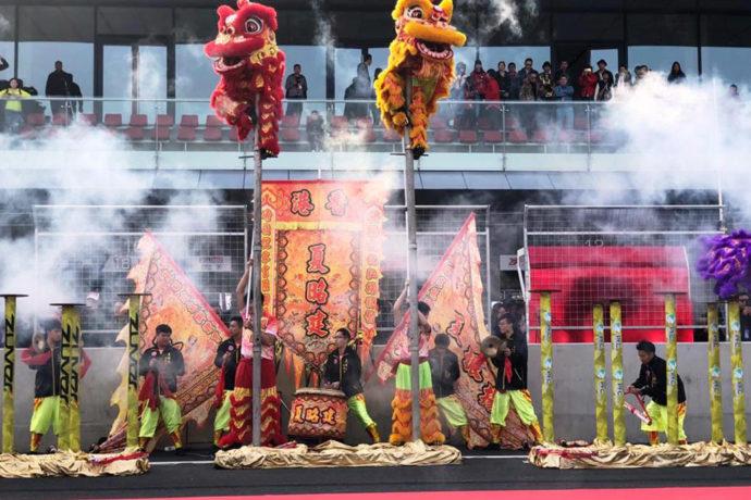 V1 Auto World, Chinas neuer Motorsport Spielplatz