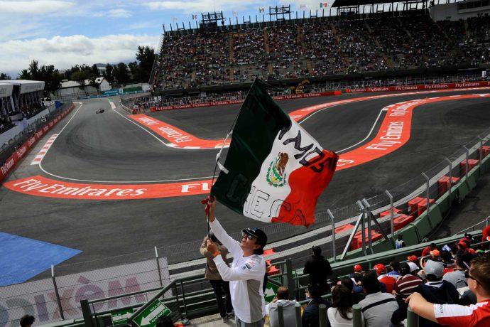 F1 Mexican GP 2018
