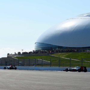 F1 Russian GP 2018