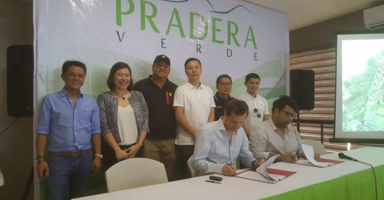 Pradera Verde Racing Circuit Begins Construction