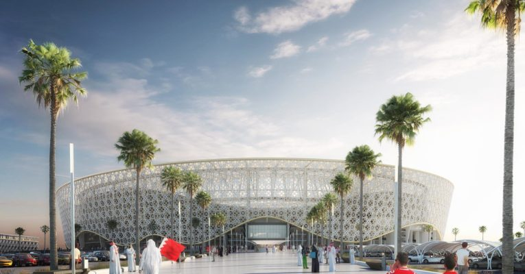 BAHRAIN FIFA STADIUM